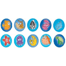 Merit Stickers - Dynamic Dots - Marine 13mm DD408