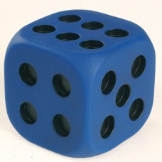 RUBBER DICE - 53MM - EACH