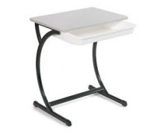 DYNAMO DESK WITHOUT TOTE TRAY