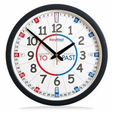 EASY READ TEACHER TIME CLOCK
