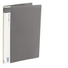 A4 Clearfiles 10 Page Grey