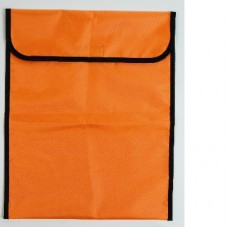 JOURNAL BAGS (Book Bags) Extra Large A3 Orange