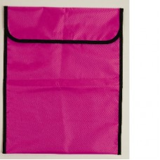 JOURNAL BAGS (Book Bags) Extra Large A3 Pink
