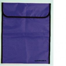 JOURNAL BAGS (Book Bags) Extra Large A3 Purple