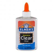 ELMERS WASHABLE CLEAR GLUE 147ML
