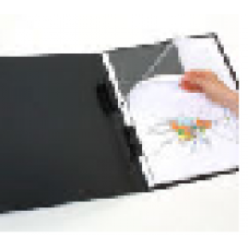 A3 - REFILLABLE CLEARFILE - POCKETS ONLY - 20'S