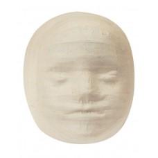 Childs Face Masks Papier Mache 10's