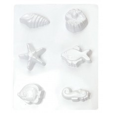 MOULD SHAPES SEA CREATURES