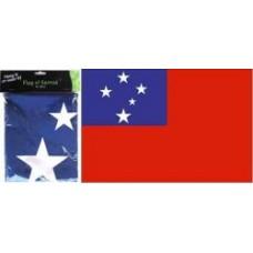 FUN FLAG - SAMOA