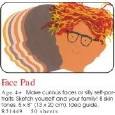 FACE PAD 50'S
