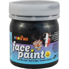 FAS FACE PAINTS 120ML BLACK