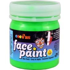 FAS FACE PAINTS 120ML FLUORO GREEN