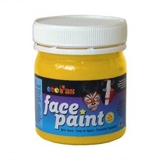 FAS FACE PAINTS 120ML DEEP YELLOW