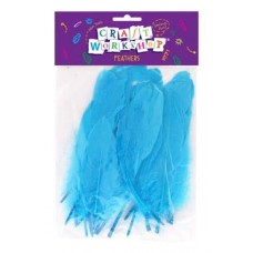 BRIGHT FEATHERS 60GSM - BLUE