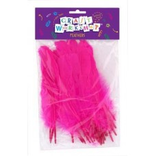 BRIGHT FEATHERS 60GSM - PINK