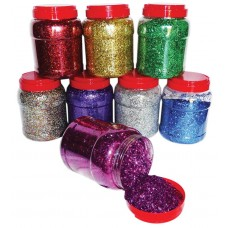GLITTER - 1KG TUB - PURPLE