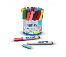 GIOTTO GIANT MEGA MARKERS CRATE 36