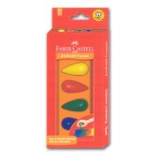 FABER CASTELL FIRST GRASP CRAYONS