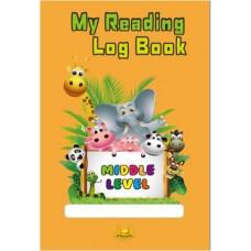 MY READING LOG BOOK MIDDLE ( GT ENTERPRISES)