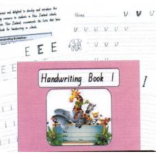 HANDWRITING BOOK 1 ( GT ENTERPRISES)