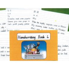HANDWRITING BOOK 4 ( GT ENTERPRISES)