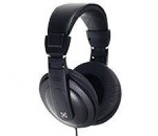 MOKI TOMMY BLACK HEADPHONES