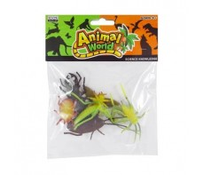 INSECT WORLD BUGS PACKET 6 ASST