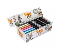 JOVI METALLIC MARKERS PERMANENT SET 24