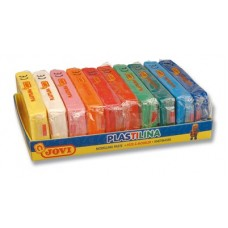 JOVI PLASTICINE 150G ASST 10 PACK,   (PLEASE NOTE SUPPLIER OUT OF STOCK UNTIL 24TH APRIL)