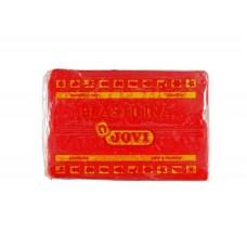 JOVI PLASTICINE 350G RED