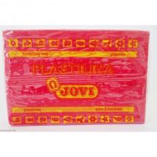 JOVI PLASTICINE 350G RUBY