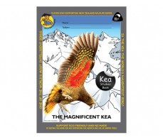 KIWI KEA STUDIES BOOK