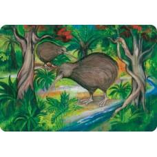 NZ PUZZLE CARDBOARD - KIWI