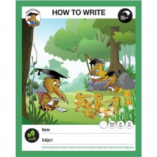 CLEVER KIWI HOW TO WRITE BOOK