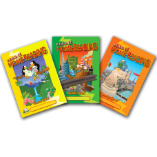 KLUWELL HOME READING BOOKS Junior Yellow