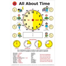 ALL ABOUT TIME POSTER - LAATP