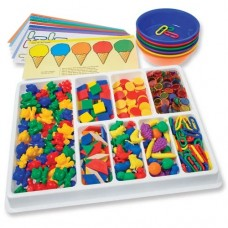 COUNTING & SORTING KIT - 650 PCES
