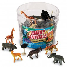 JUNGLE ANIMAL COUNTERS 60'S