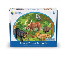 JUMBO ANIMAL SETS - FOREST ANIMALS