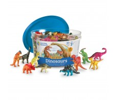DINOSAUR COUNTERS SET 60
