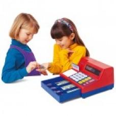CALCULATOR CASH REGISTER - PLUS NZ MONEY