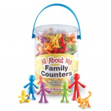 ALL ABOUT ME FAMILY COUNTERS - POT 72