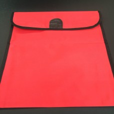JOURNAL BAGS (Book Bags) Large Red