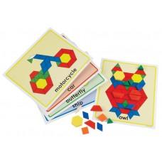 PATTERN BLOCK ACTIVITY CARDS - LPBPC