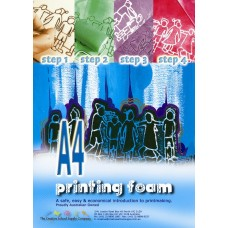 PRINTING FOAM - A3 SIZE - 10'S