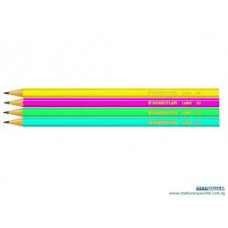 COLOURED BARREL HB PENCIL