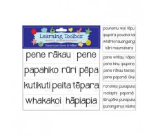 MAORI MAGNETS - CLASSROOM ITEMS