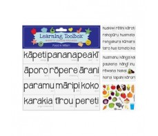 MAORI MAGNETS - KAI ( FOOD )