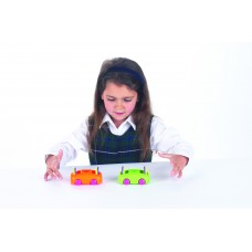 PUSH-PULL CARS AND MAGNET SET - MAGPPC