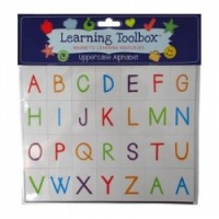 MAGNETIC LETTERS MAGNETS - UPPER CASE